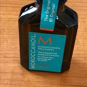 Sealed Never Opened Moroccan Oil